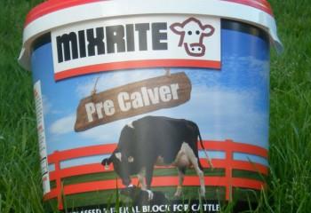 Mixrite Pre-calver